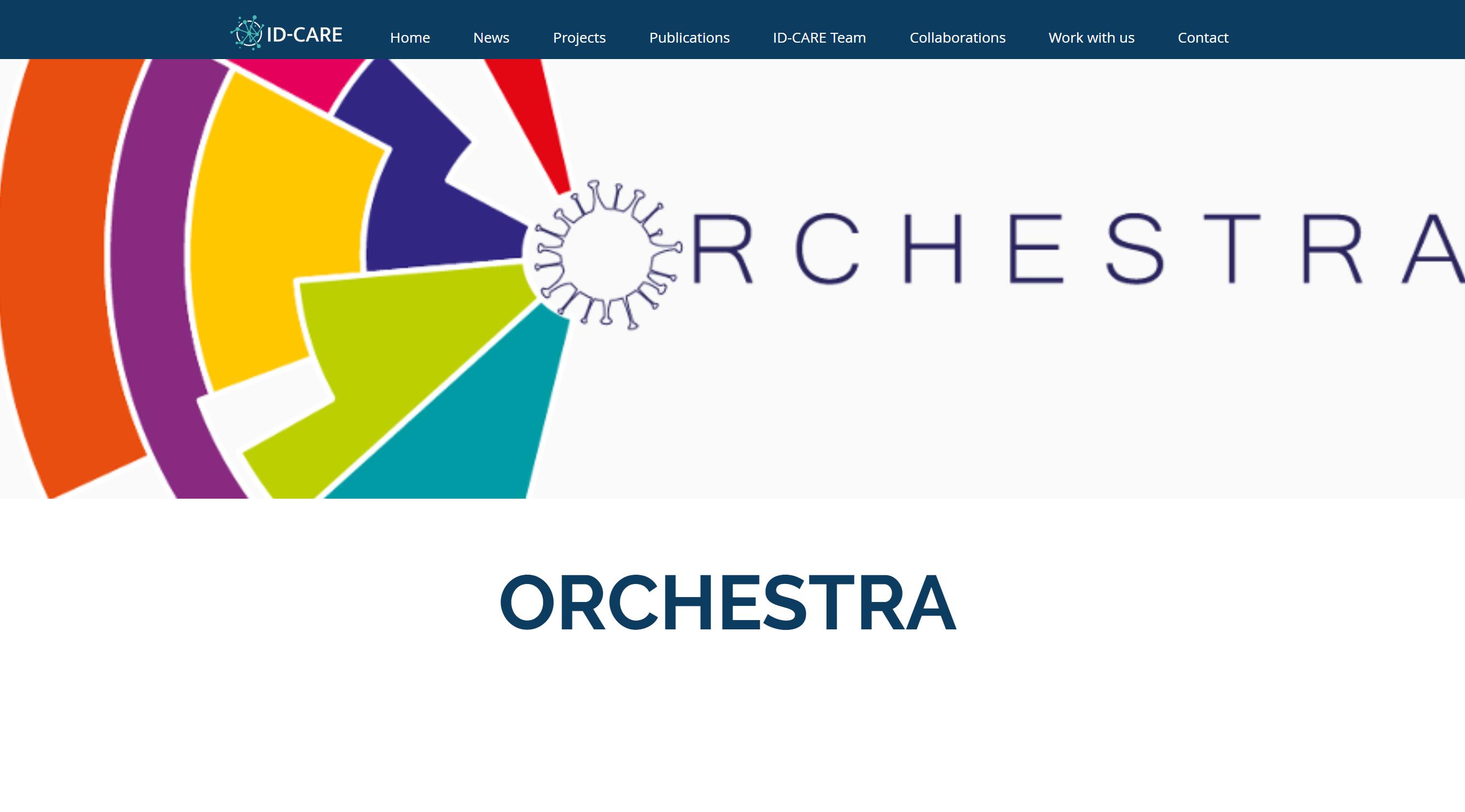 ORCHESTRA ID CARE