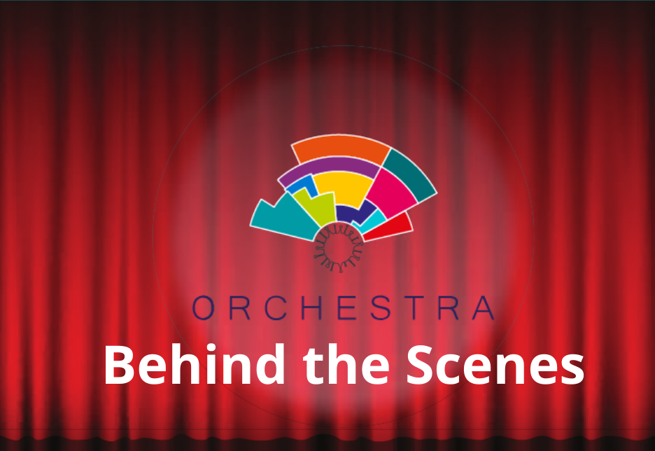ORCHESTRA BEHIND THE SCENES 2